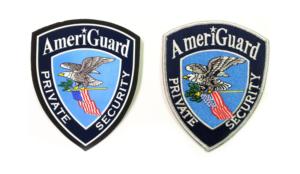 AmeriGuard Private Security Patch
