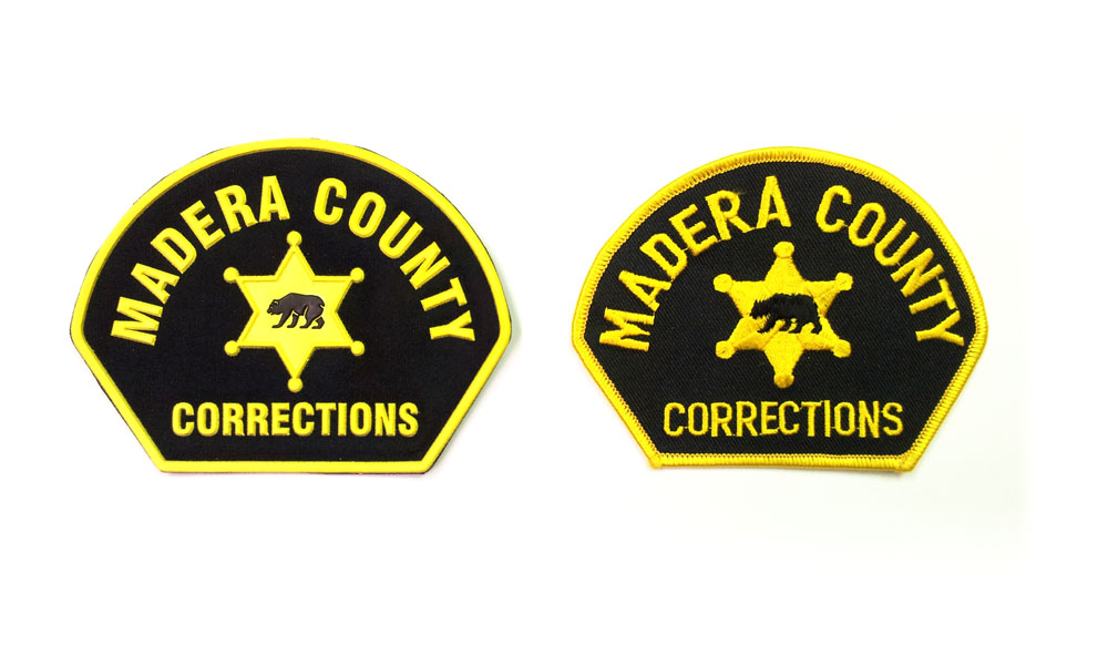 Madera County Corrections Patch