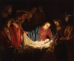 The Christmas Story: A Liturgy of Scripture and Silence @ Contemplate Lincoln