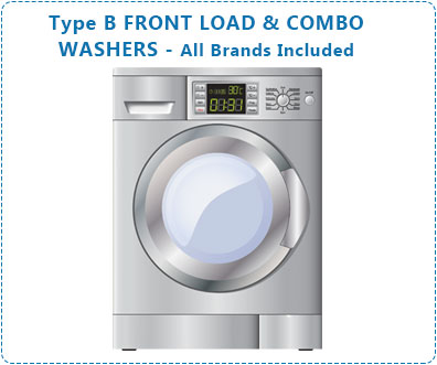 House Appliance Repairs - Front Load washer labor rates