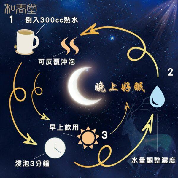 和春堂_夜夜好眠茶