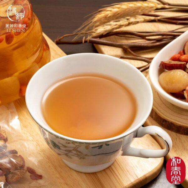 桂圓 紅棗茶