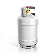 Boulder RV single propane