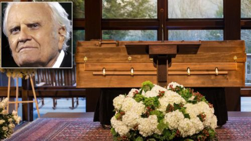 Maxie Dunnam ~ Witness: Reflecting on Billy Graham's Funeral