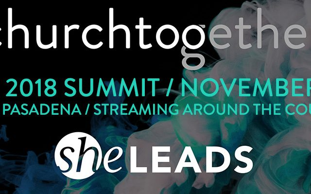 Don't Miss She Leads: Church Together