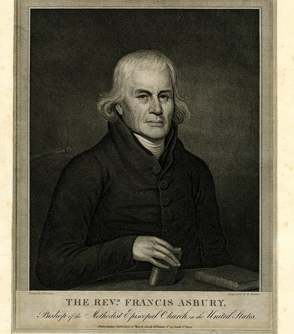 Brian Yeich ~ Where Is Your Zeal Focused? Lessons from Francis Asbury