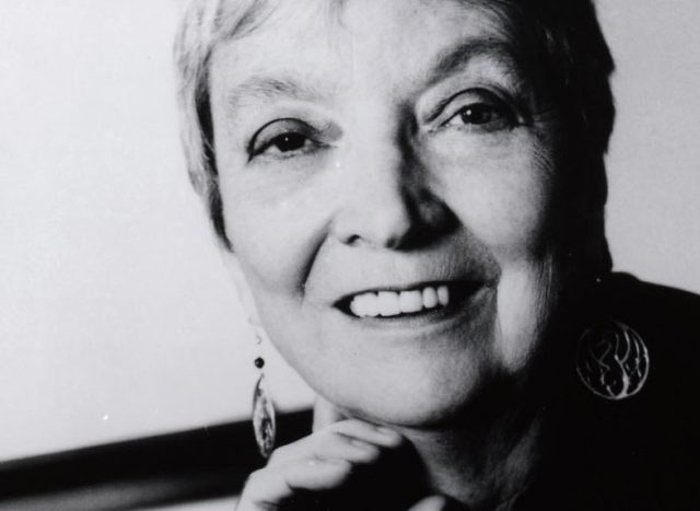 The Startling Poetry of Madeleine L'Engle