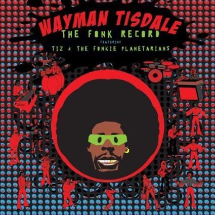 Wayman Tisdale - The Fonk Record