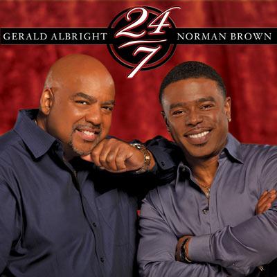 Gerald Albright - Norman Brown 247