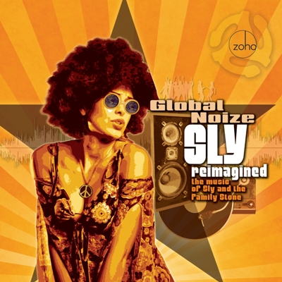 Sly Reimagined CD Cover Art