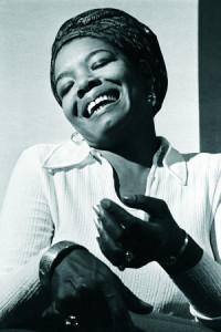 Maya Angelou II