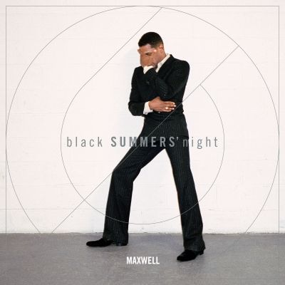 Maxwell - black SUMMERS' night