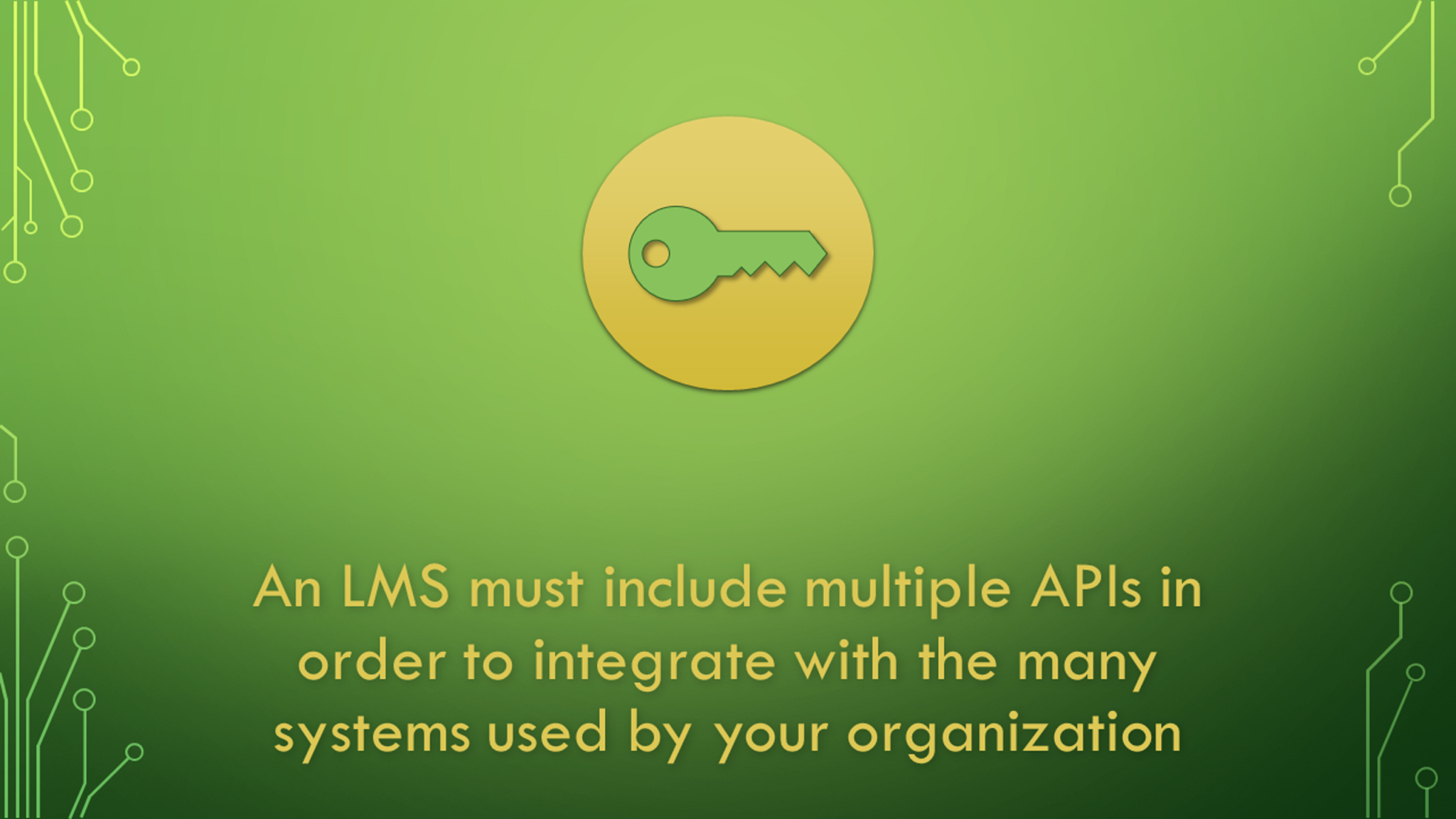Shopping For an LMS? One Critical Question You Need to Ask