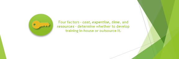 Weighing Your Options: In-House Training vs. Training Service Providers