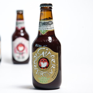 Hitachino-beer-ginger