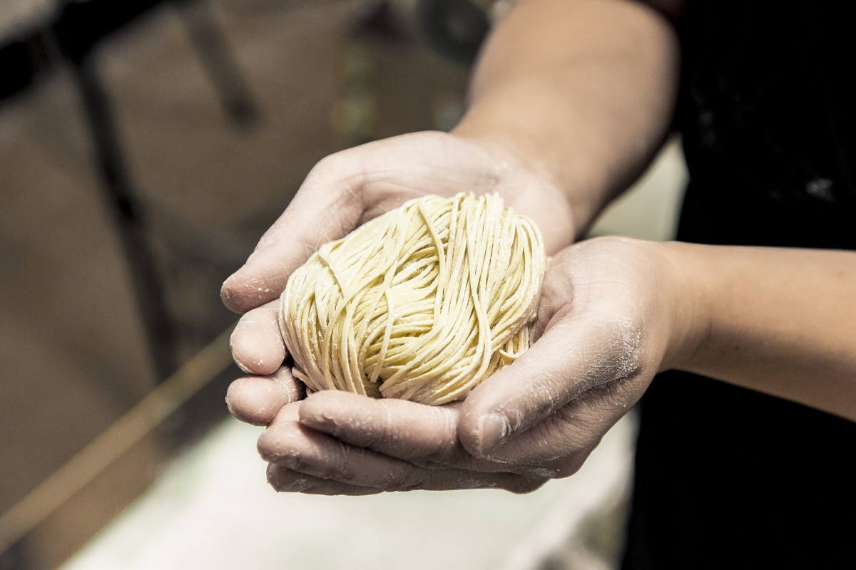 The Long and Skinny History of Handmade Ramen Noodles