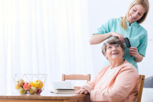 Avail Home Care - Our caregivers can help you or your loved one with daily activities like grooming.