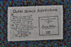 outer space adventure