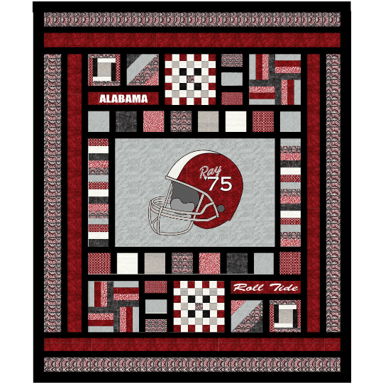 cheer squad quilt pattern