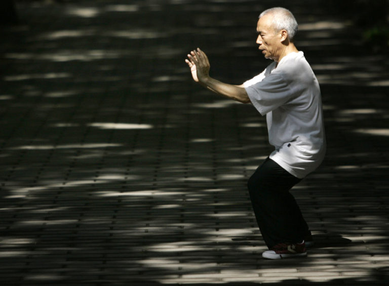Tai Chi, A wonderful mindfulness excersise to help prevent type 2 diabetes.