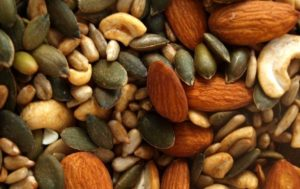 Nuts and seeds and diabetes