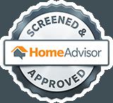 HomeAdvisor Approved Badge