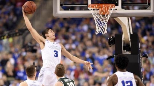 Why Grayson Allen's Superstardom Should Not Be Surprising