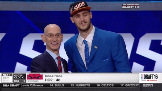 Winners and Losers from the NBA Draft