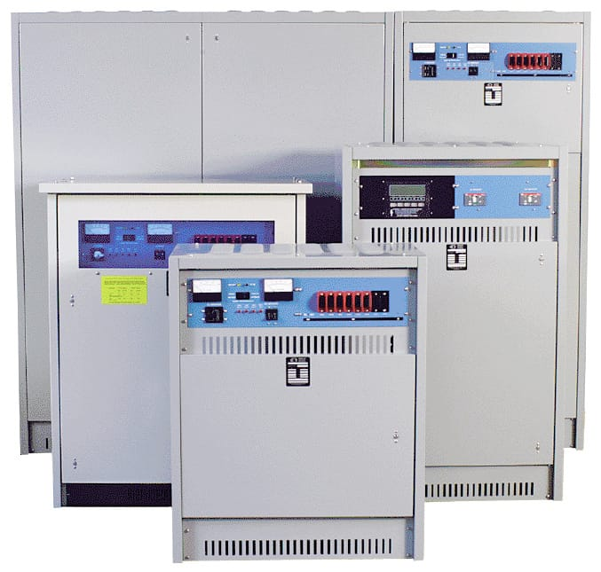 three phase charger
