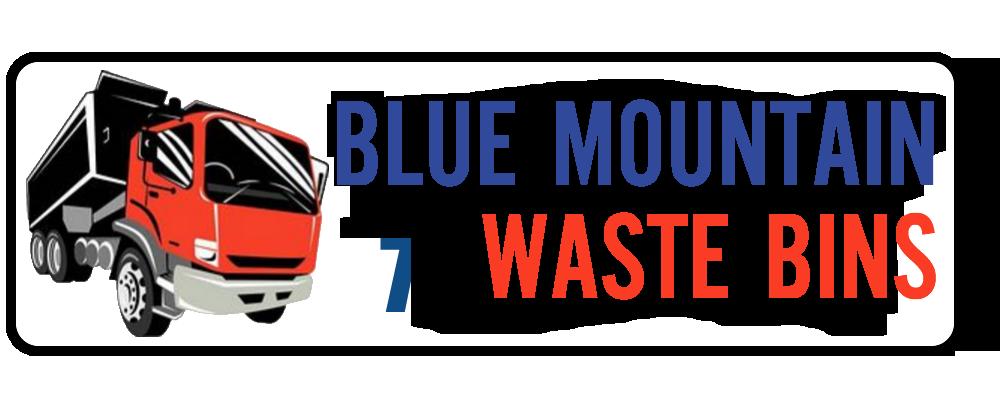 Blue Mountain Waste Bins