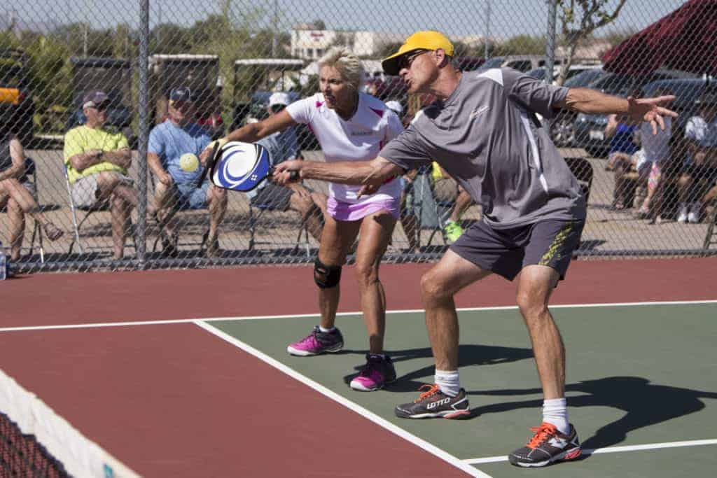 Inquire about Pickleball camps