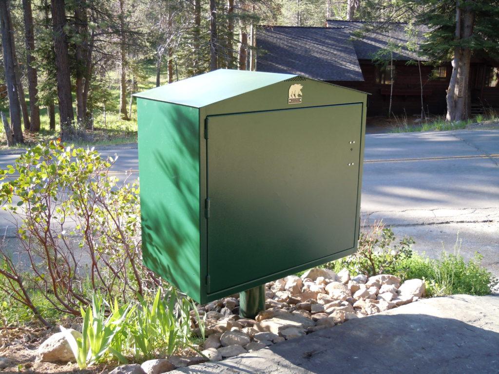 Green PAW Box