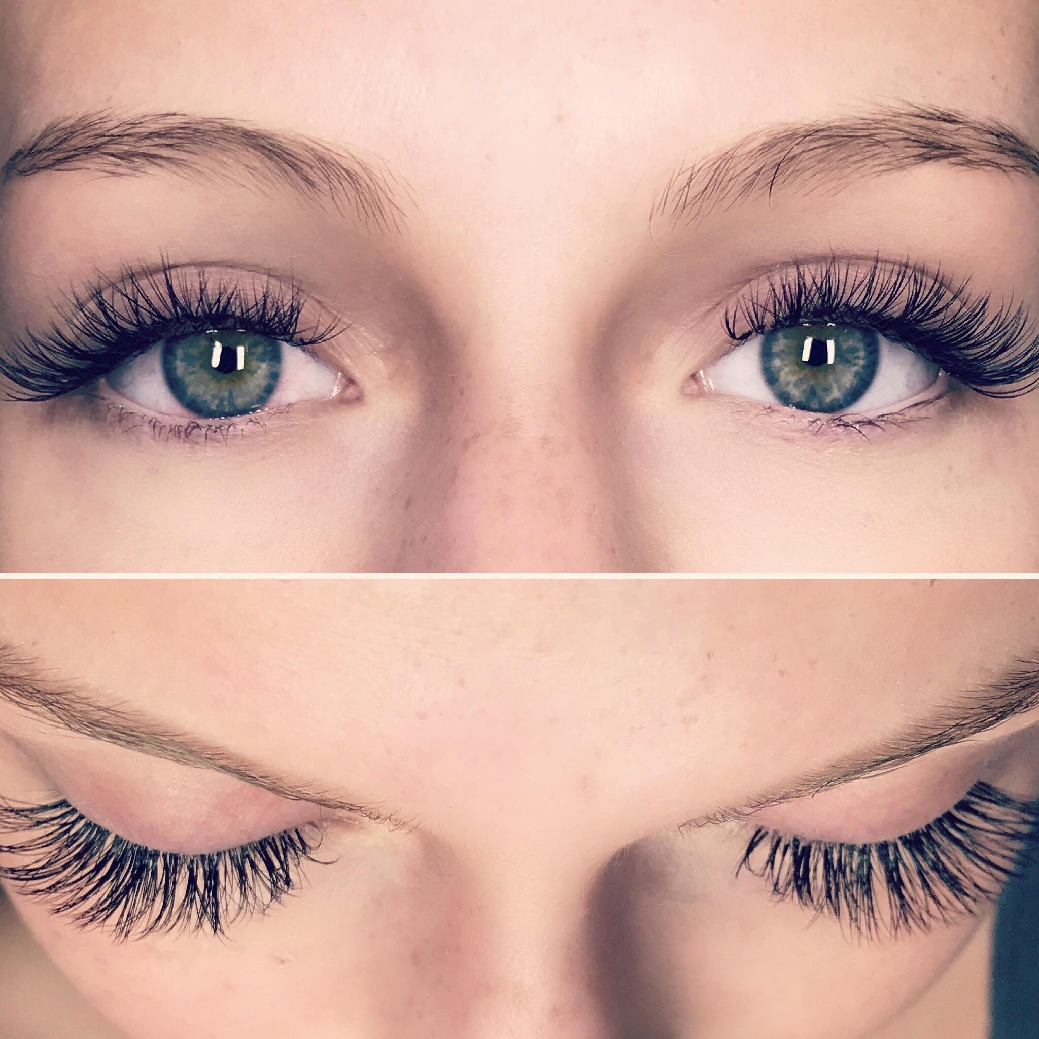 eyelash extensions scottsdale