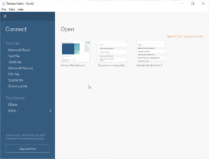 Filters, Aliasing, and Descriptions in Tableau