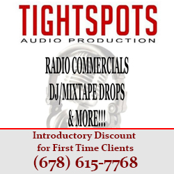 Tightspots Audio Production