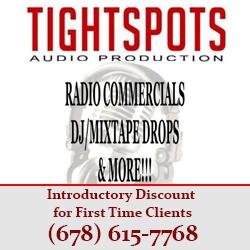 Tightspots Audio Production