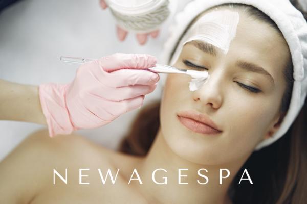 promotions de la clinique de beauté spa new age