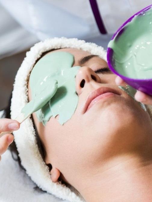 gelée visage traitement hydro gelée à gelée fraîche de montréal