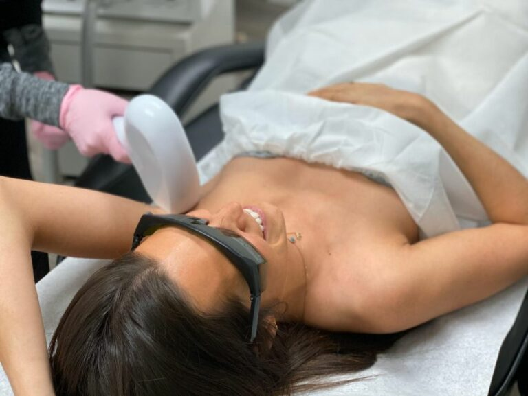 laser hair removal underarms montreal new age spa