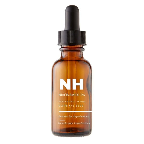 niacinamide serum for blemishes large pores and hyperpigmentation skin care