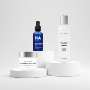 at home skincare routine organic cosmetic ingredients