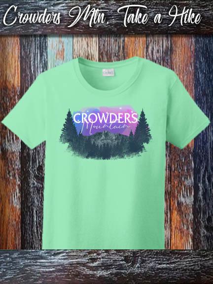 Crowders Mountain Breathe