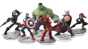 disney infinity avengers figures