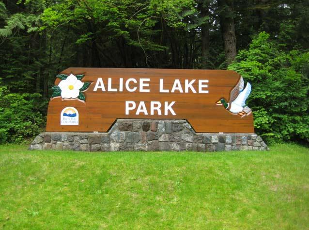 Alice Lake Provincial Park