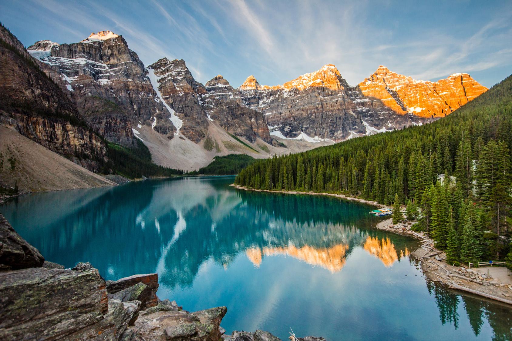 Top 5 Camping Sites in British Columbia