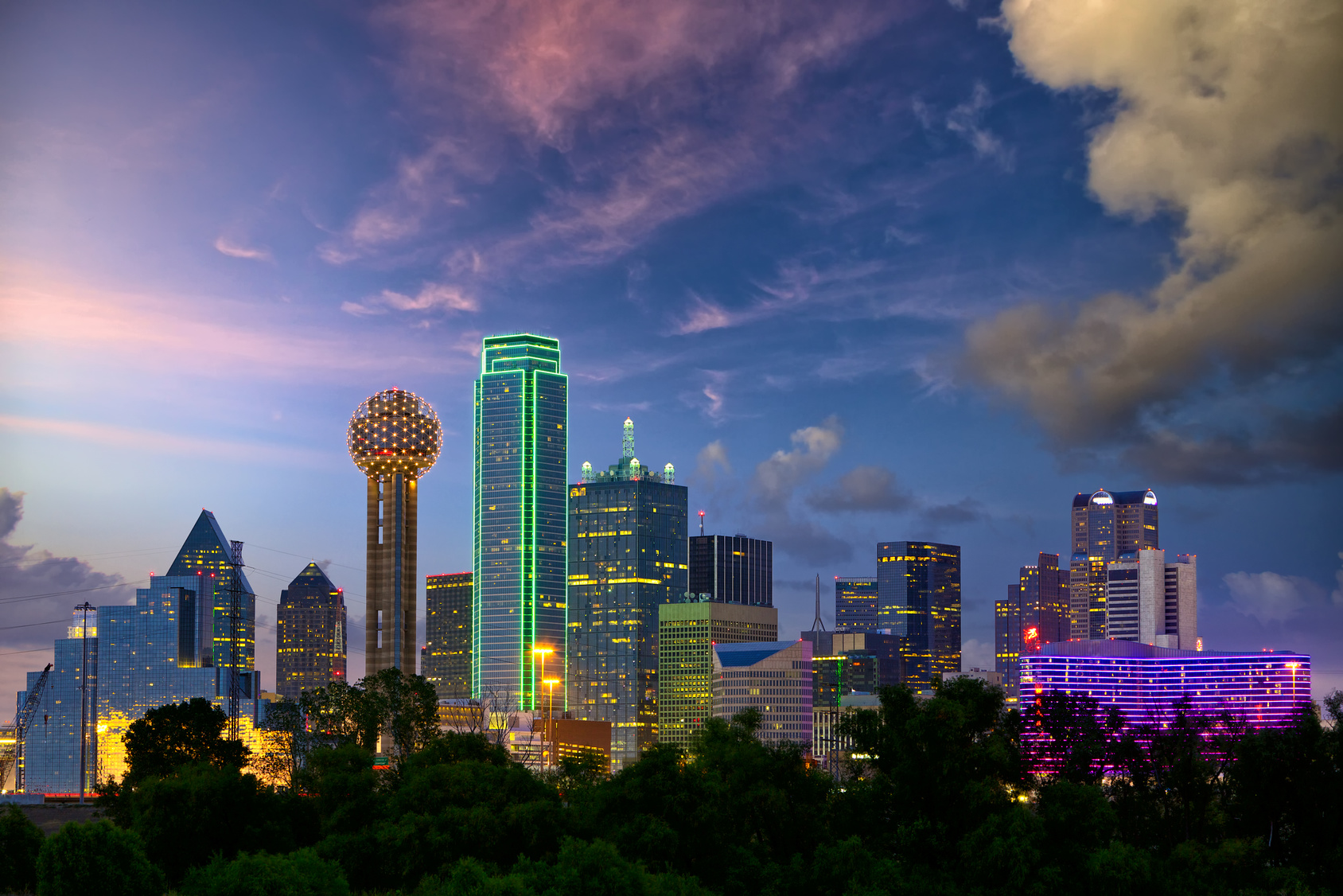 Top 5 Campsites in Texas