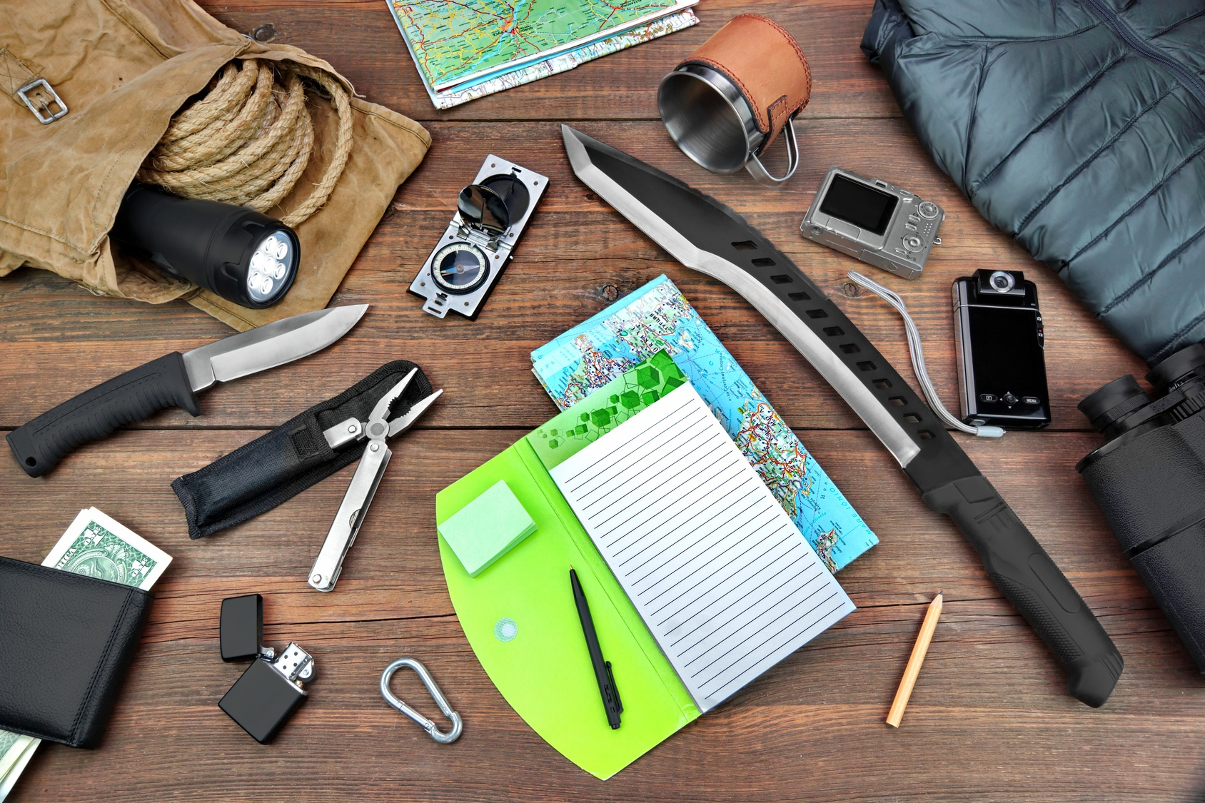 Top 5 Camping Emergency Items