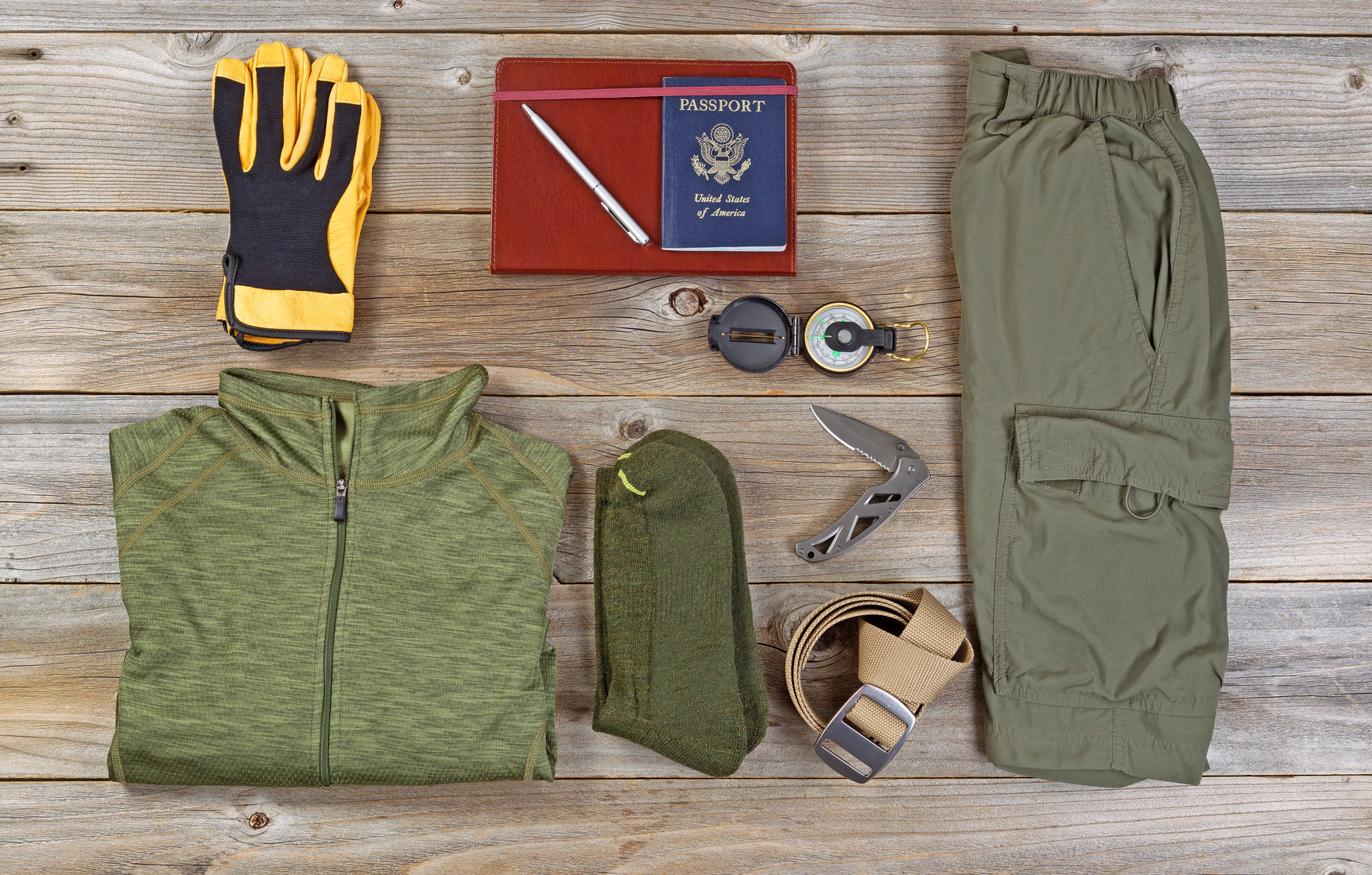Top 5 Camping Clothing Essentials