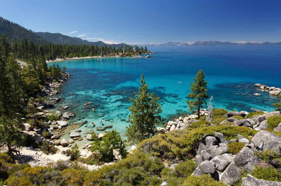 Lake Tahoe Cali