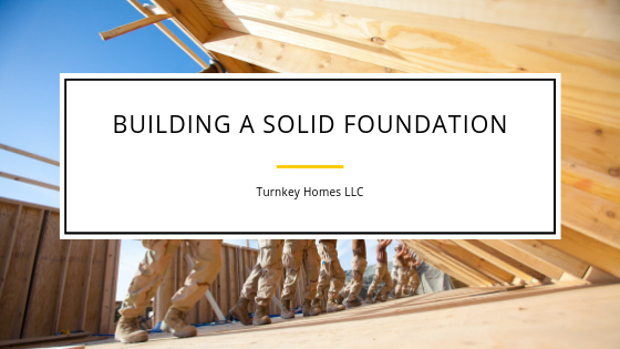 Building a Solid Foundation